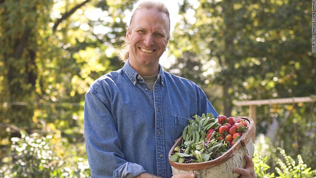 Doctors write a prescription for fresh produce