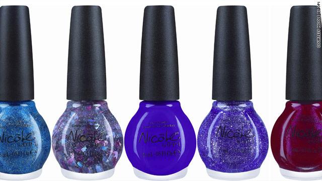 Justin Bieber inspires line of nail polish