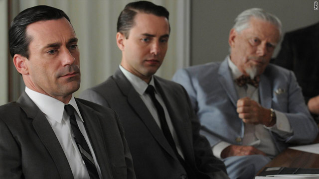 'Mad Men's' smoke and mirrors