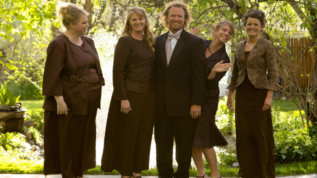 'Sister Wives' star already married to fourth wife