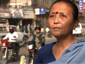 Anuradha Koirala is fighting to prevent the trafficking and sexual exploitation of Nepal's women and girls.