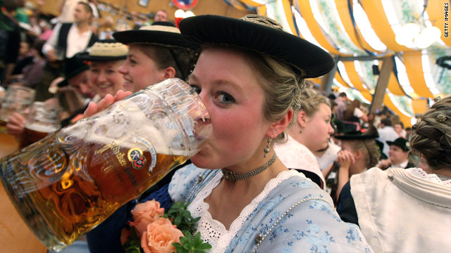 For German Bier, it's all in the glass