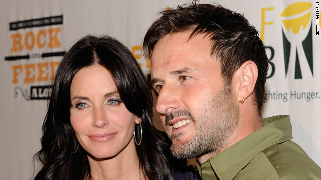Cox and Arquette split: More than just a marriage