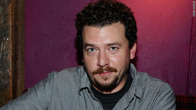 Danny McBride on receiving weird emails from Marilyn Manson