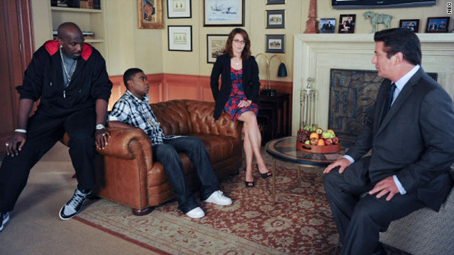 '30 Rock' cast worried about first live show