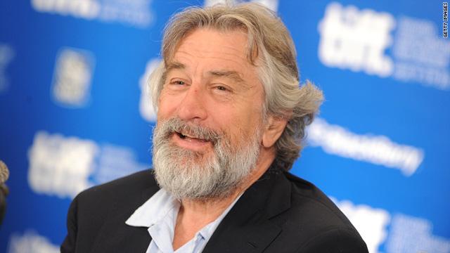 Robert De Niro to produce CBS cop drama