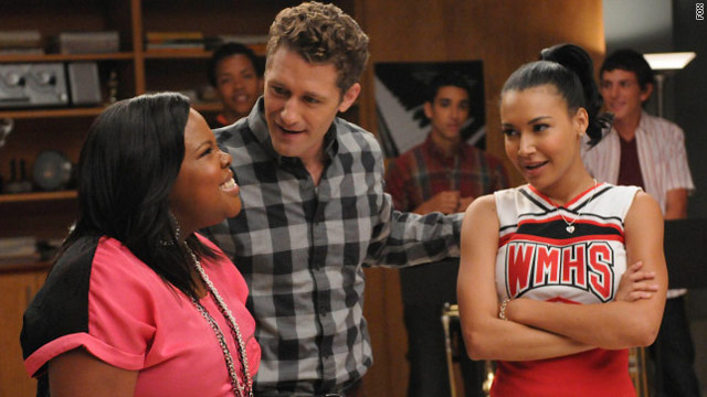 Happy days are here again on 'Glee'