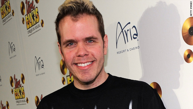 Perez Hilton says he's making a change