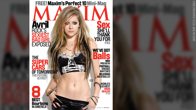 Avril Lavigne: I'm a little old-fashioned