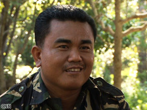 Aki Ra is helping to make his native Cambodia safer by clearing land mines -- many of which he planted years ago as a child soldier.