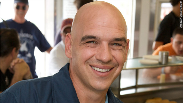 Michael Symon's fumble-free strategy