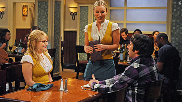 Wolowitz gets hot on &#039;Big Bang Theory&#039;