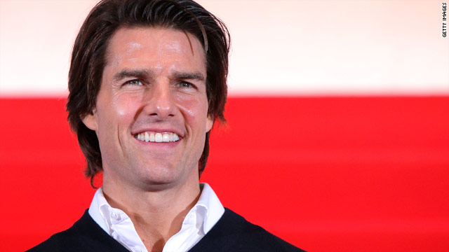 'Top Gun 2' in the works with role for Tom Cruise