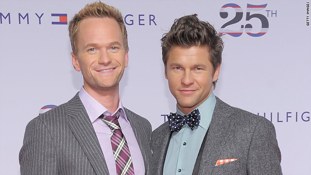 Neil Patrick Harris welcomes twins