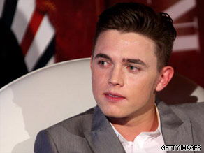 Jesse McCartney is your Connector of the Day.