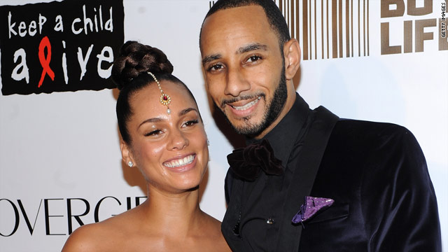 Alicia Keys, Swizz Beatz welcome baby boy