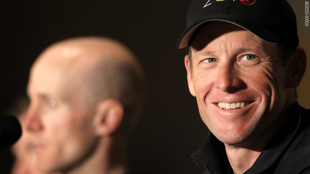 Lance Armstrong welcomes baby No. 5