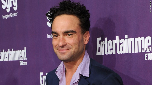 'Big Bang's' Johnny Galecki joins 'I'm.Mortal'