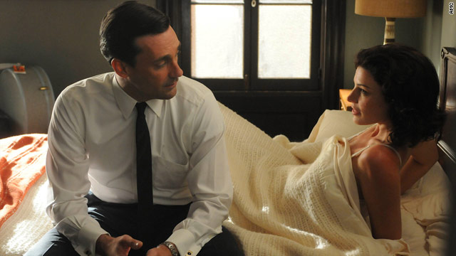 'Mad Men's' finale a journey to Tomorrowland