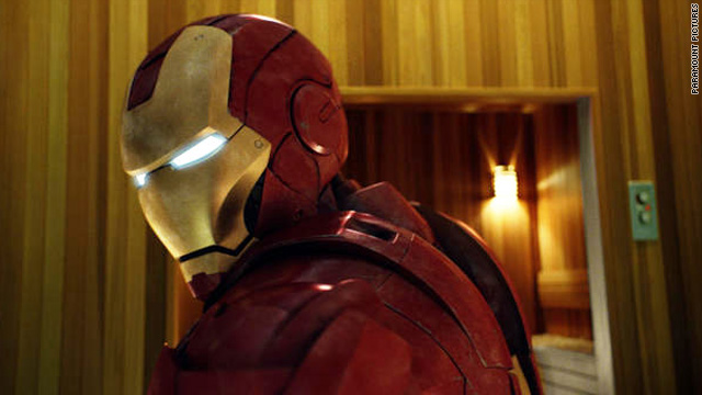 'Iron Man 3' gets release date