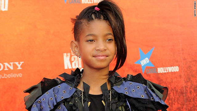 Willow Smith on Lady Gaga: She's a free girl, baby