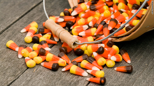 Candy sales king-sized this Halloween