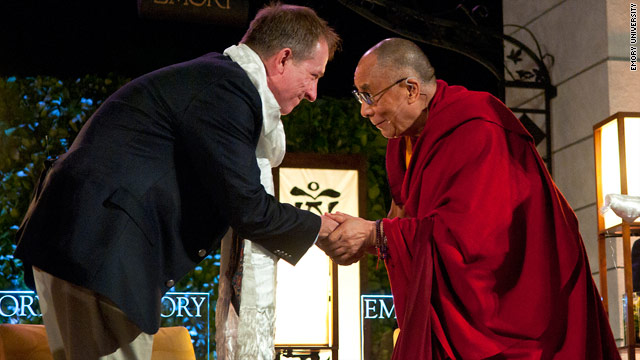 Dalai Lama: Larger than life, profoundly human