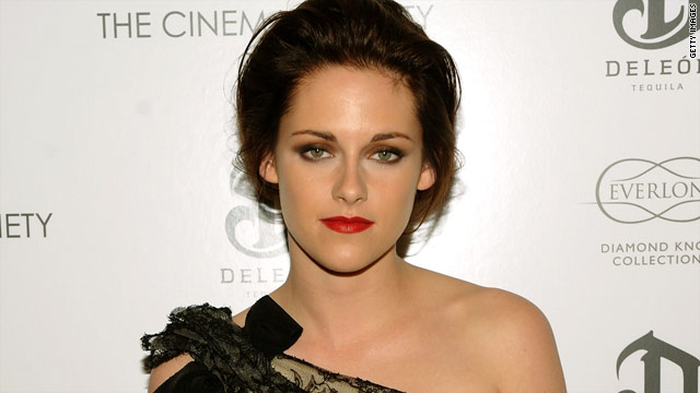 Kristen Stewart offered job at strip club