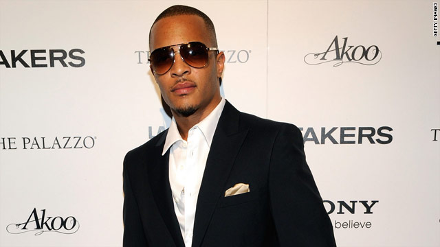 T.I. gets axed by AXE