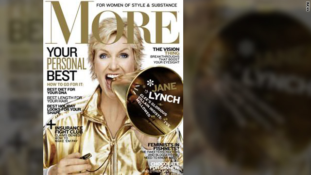 'Glee's' Jane Lynch opens up on marriage