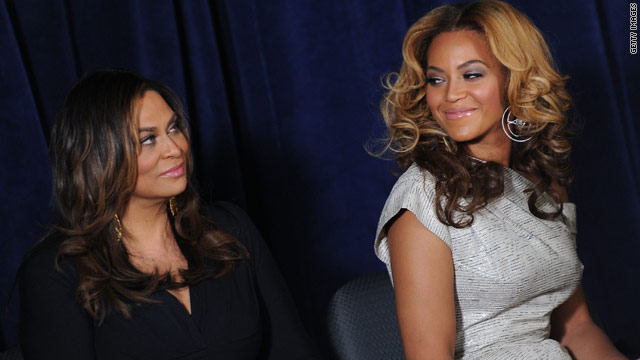 Tina Knowles confirms Beyoncé's not pregnant
