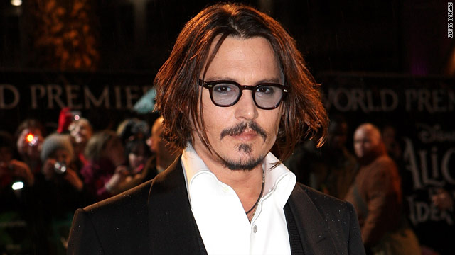 Johnny Depp wants to remake 'Thin Man'