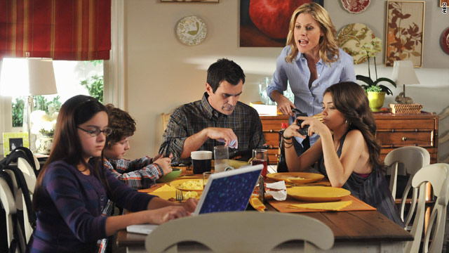 'Modern Family' goes off the grid