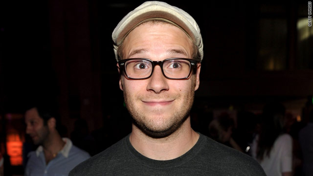 Seth Rogen to be guest on &#039;Conan&#039; debut