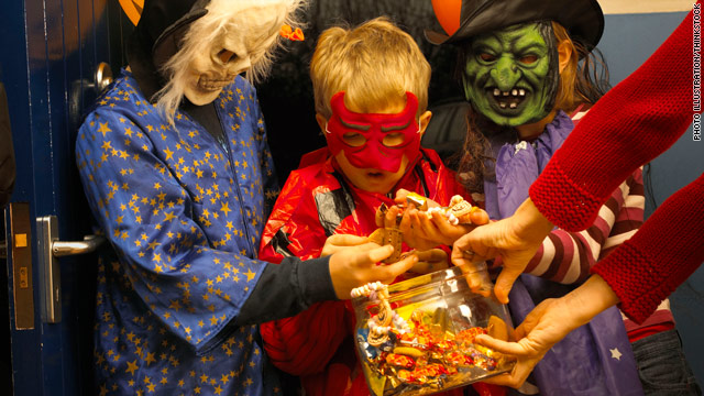 How to avoid an allergic Halloween