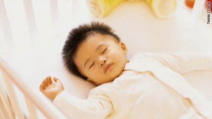 First Four Months Critical For New Babys Sleep Habits