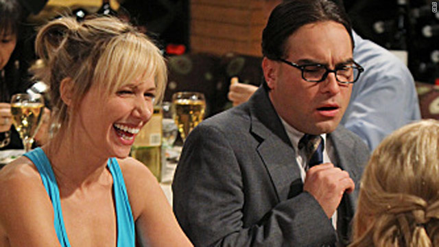 The joy of 'Big Bang Theory'