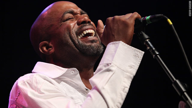 Hootie from the Blowfish tops the country charts