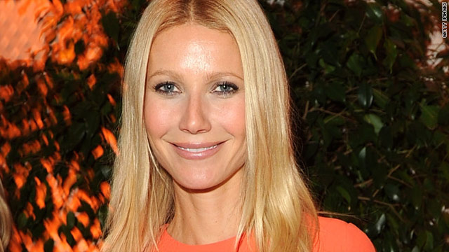 Gwyneth Paltrow feeling nervous about CMAs