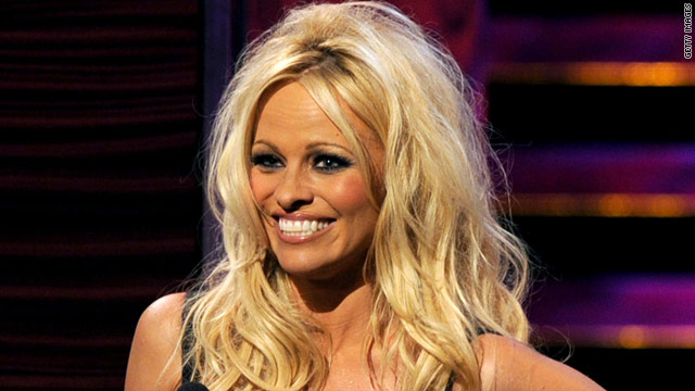 Pamela Anderson to grace 13th Playboy cover