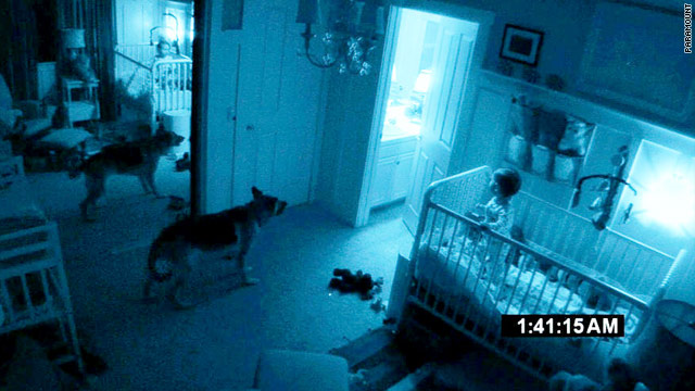 Who's seeing 'Paranormal Activity 2' this weekend?