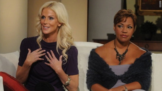 Delusions of grandeur on the D.C. &#039;Housewives&#039; reunion