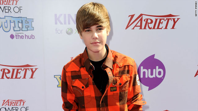 Is your name Justin Bieber? You could be on TV