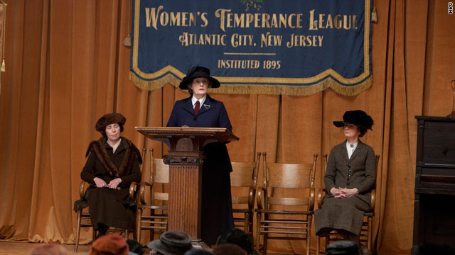 Girl fight on 'Boardwalk Empire'