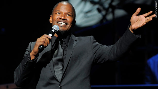 Jamie Foxx sells drama to NBC