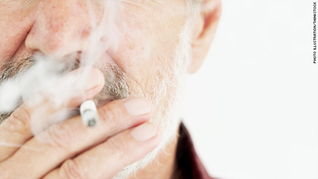 Smoking boosts risk for Alzheimer's