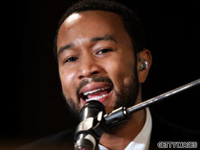 John Legend is your Connector of the Day.