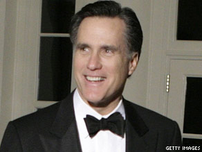 Former Governor and presidential candidate Mitt Romney is known for 'looking the part' of a candidate.
