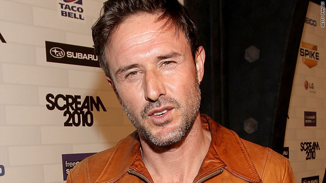 David Arquette: I'm not a cheater