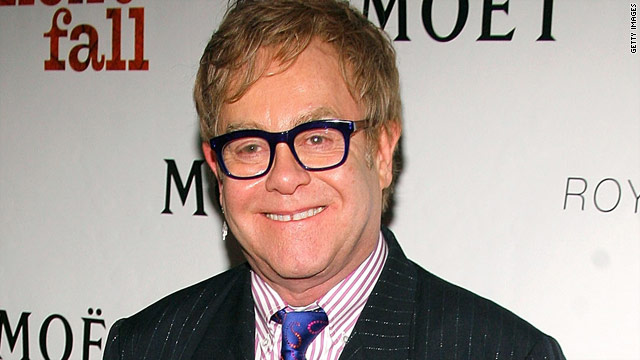 Elton John: Why I was Limbaugh's wedding singer